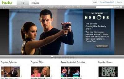 Se amerikanske TV-serier på Hulu.com | Frank Eivinds verden