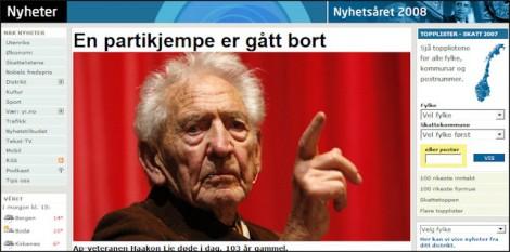 haakon_lie_dod_nrk_faksimile