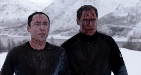 Død snø - to blodige karer