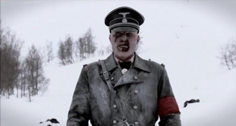 Død snø - en nazi zombi