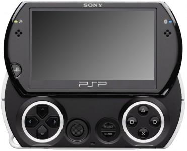 Sony - PSP Go