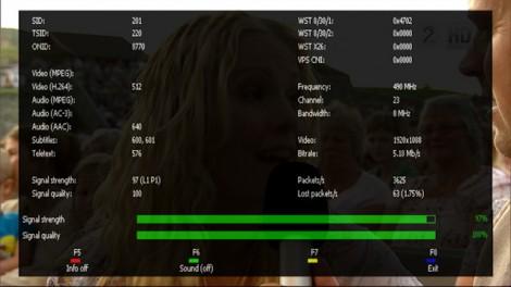TV2 HD - TerraTec Cinergy Piranha informasjon