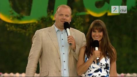 TV2 HD - Allsang på Grensen - Katrine Moholt og Tommy Steine