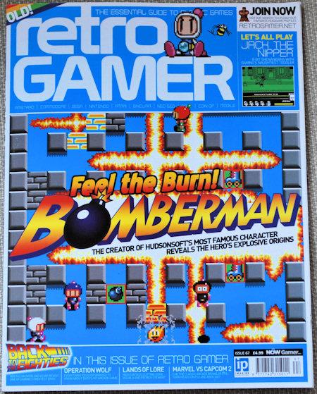 Retro Gamer nr. 67