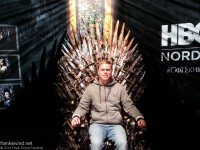 Game of Thrones exhibition Oslo 2014