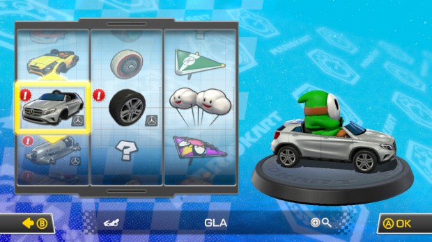 Mario Kart 8 - download content