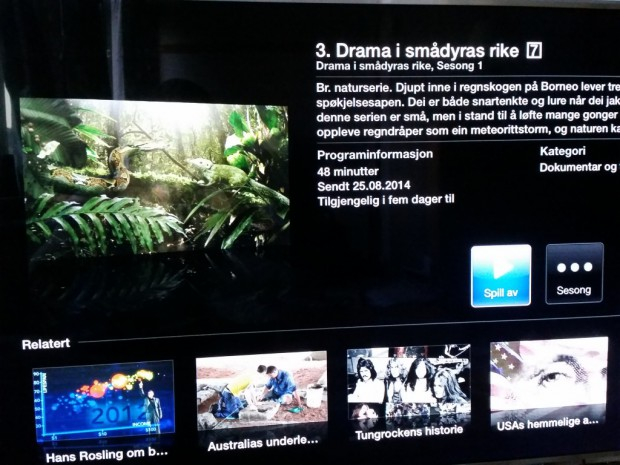 NRK på Apple TV