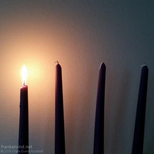 1. søndag i advent