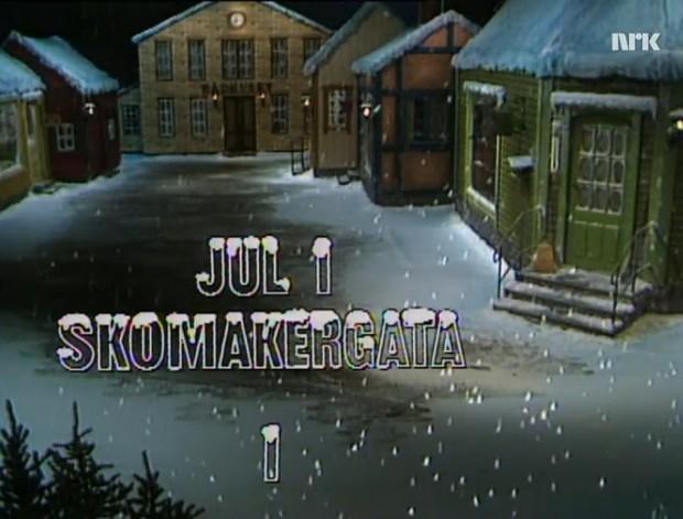 Jul i Skomakergata