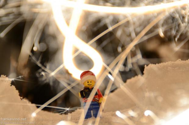 LegoFrankE feirer nyttår 2014