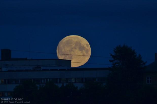 Måneformørkelse 2015