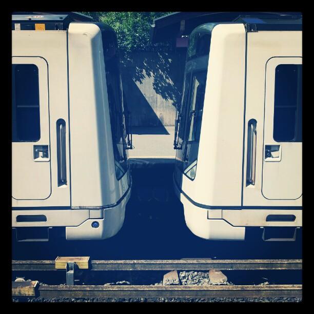 Instagram: T-banen på Ullevål
