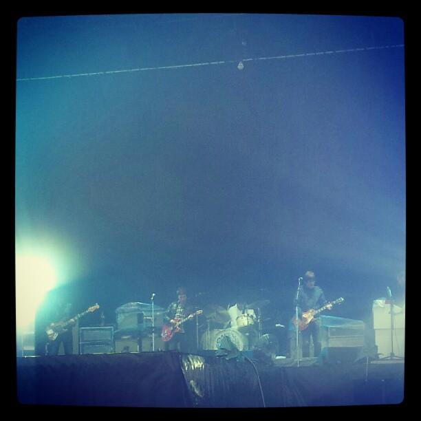 Instagram: Noel Gallagher på #Kollenfest