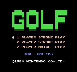 nes_golf