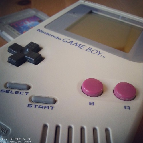 Nintendo Game Boy 25th anniversary