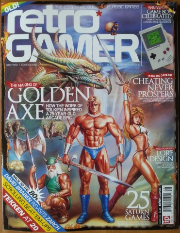 Retro Gamer #128