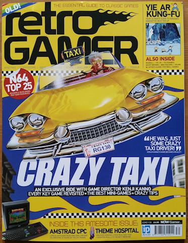 Retro gamer 130