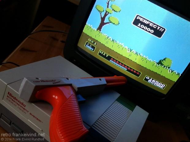 Duck Hunt (NES, 1984)