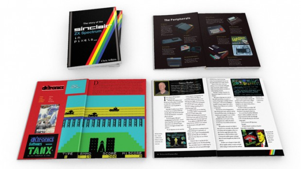 Kickstarter: The Story of the ZX Spectrum in Pixels Volume 2