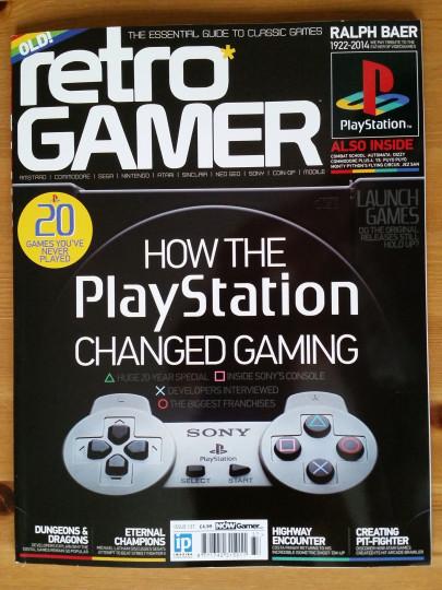 Retro Gamer #137
