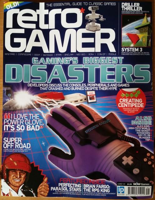 Retro Gamer #141
