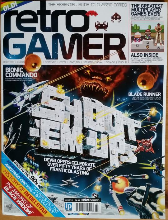 Retro Gamer #142