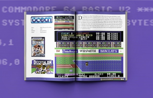 Kickstarter: The story of the Commodore 64 in pixels