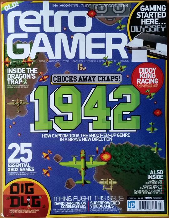Retro Gamer 144