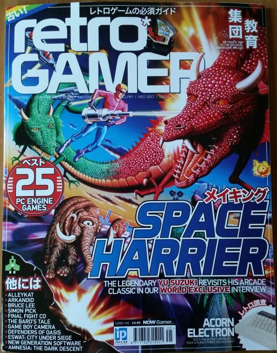 Retro Gamer #145