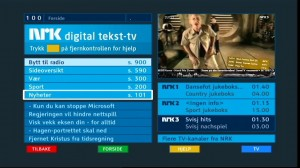 Digitalt tekst-tv.
