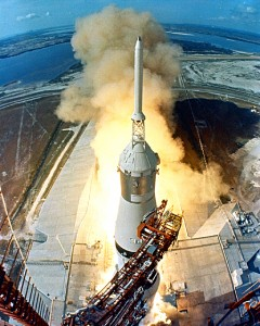Apollo 11 oppskytinga