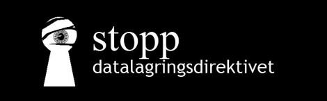 Stopp Datalagringsdirektivet