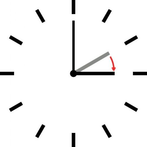 Sommertid 2012 - klokka stilles en time fram