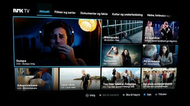 NRK TV hos RiksTV