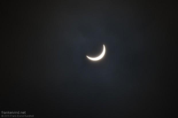 Solformørkelse 2015 (Oslo, Norway)