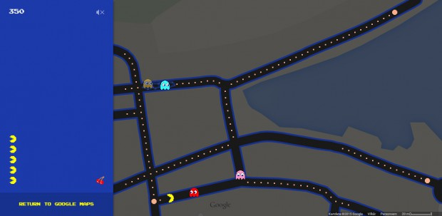 Pac-Man i Risør