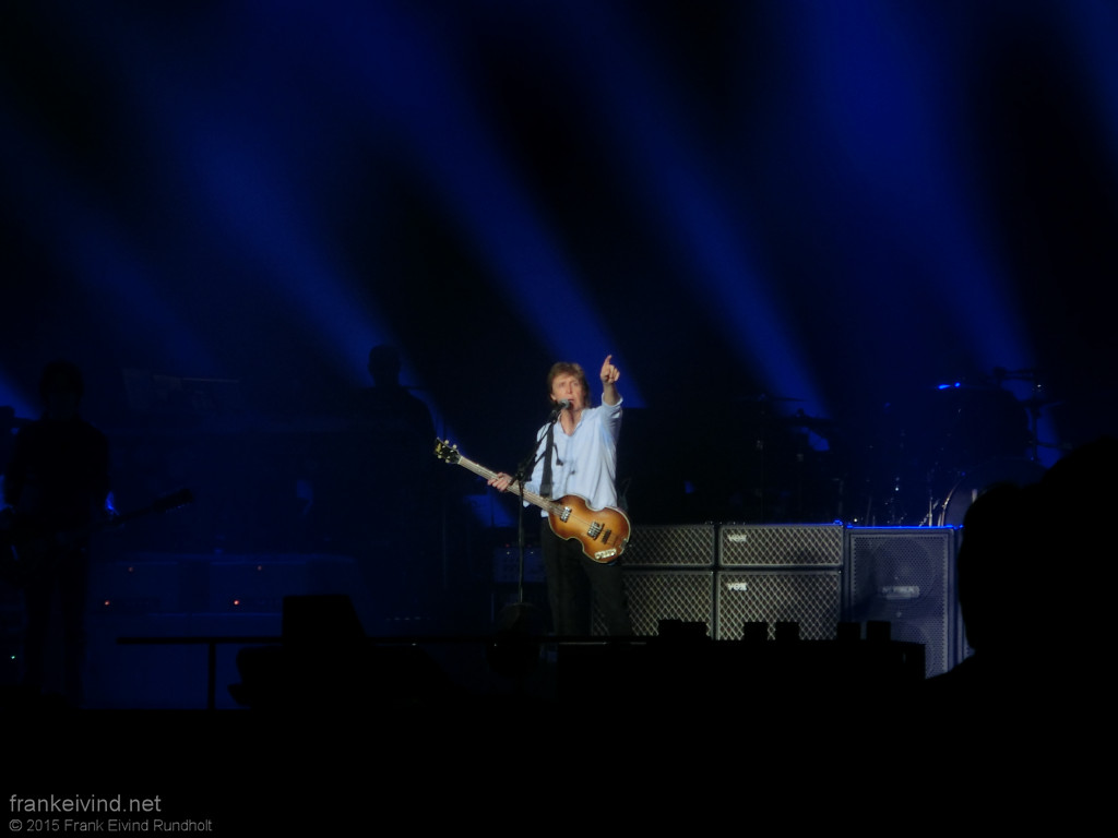 Paul McCartney - Oslo 2015