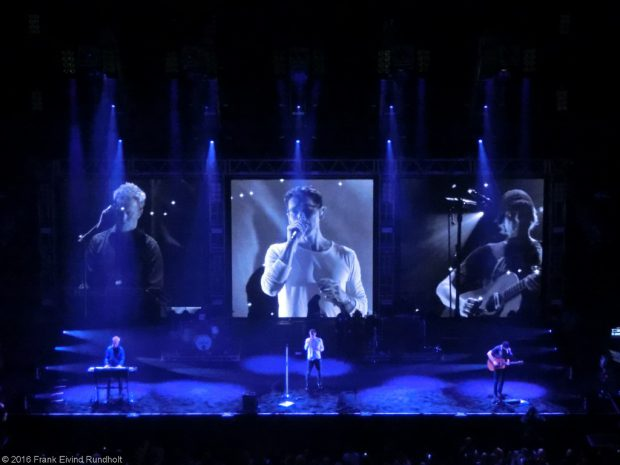 a-ha i Oslo Spektrum 20. april 2016