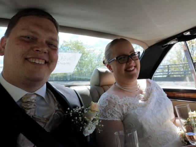 Bryllup 8. mai 2021: Heidi og Frank Eivind