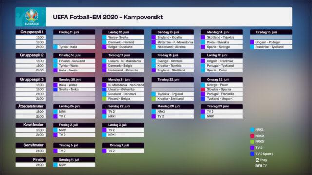Fotball-EM 2020